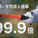 警備業の人手不足-東京の有効求人倍率99.9倍
